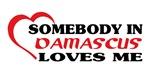 Somebody in Damascus loves me
