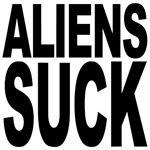 Aliens Suck