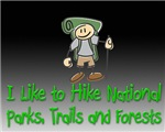 I Like to Hike (National Parks)