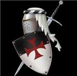 Crusader, Templar and Medieval Knights