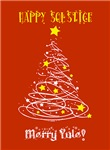 Yule Cards and Wrapping Paper