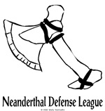 Neanderthal Defense League