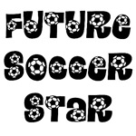 Future Soccer Star t-shirts & gifts