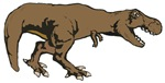 Tyrannosaurus rex 3