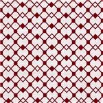 Red Checkerboard Diamond