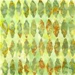 Green tie dye checkerboards