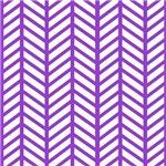 Purple Lattice Stripe