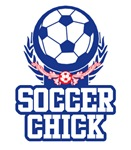 Soccer Chick. For soccer girls. Do you play or lik