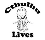 Cthulhu t-shirts. Cloverfield t-shirts.