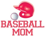 BASEBALL MOM T-shirts. For true baseball m