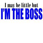 I'm The Boss Blue