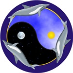 Yin Yang Dolphin Products