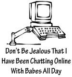 Napoleon Dynamite - Chatting Online