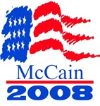 (Flag) McCain 2008