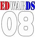 Edwards 08 Jersey