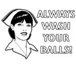 Always Wash Your Balls