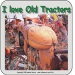 I Love  old AC tractors