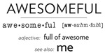 Full of Awesome