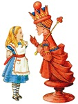 ALICE & THE RED QUEEN