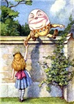 ALICE & HUMPTY DUMPTY