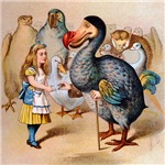 ALICE MEETS THE DODO BIRD