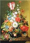 Rachel Ruysh Flower Bouquet