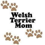 Welsh Terrier Mom
