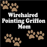 Wirehaired Pointing Griffon Mom
