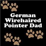 German Wirehaired Pointer Dad