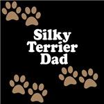 Silky Terrier Dad