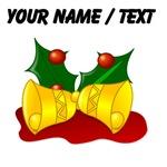 Custom Holiday Bells