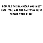 Choose Your Place