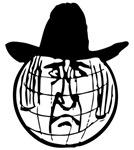 Cowboy Globe