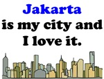 Jakarta Is My City And I Love It