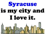 Syracuse Is My City And I Love It
