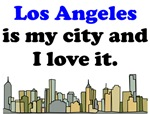 Los Angeles Is My City And I Love It