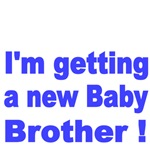 I'm getting a new Baby Brother