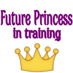 FUTURE PRINCESS IN TRAINING