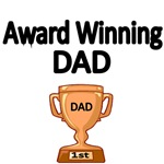AWARD WINNING DAD
