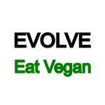 EVOLVE. EAT VEGAN