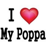 I LOVE MY POPPA