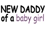 New Daddy Of A Baby Girl