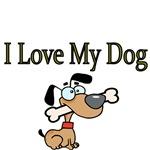 I love my Dog.