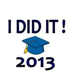 I DID IT! 2013