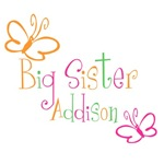 Big Sister/ Little Sister Personalized