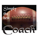 BEST FOOTBALL COACH/TRAINER T-SHIRTS AND GIFTS