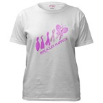 BREAST CANCER MIRACLES HAPPEN T-SHIRTS AND GIFTS