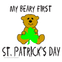 FIRST ST. PATRICK'S DAY T-SHIRTS AND GIFTS