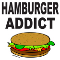 HAMBURGER T-SHIRTS AND GIFTS