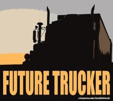 FUTURE TRUCKER T-SHIRTS AND GIFTS